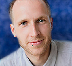 Photo of Assistant Instructor, Andreas Bueckle
