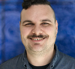 Photo of Assistant Instructor, Michael Ginda